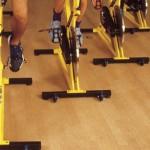 Pisos imitacion madera para aerobics