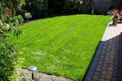 Pasto sintético jardín